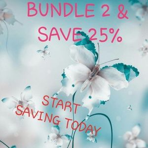 BUNDLE 2 & SAVE 25%